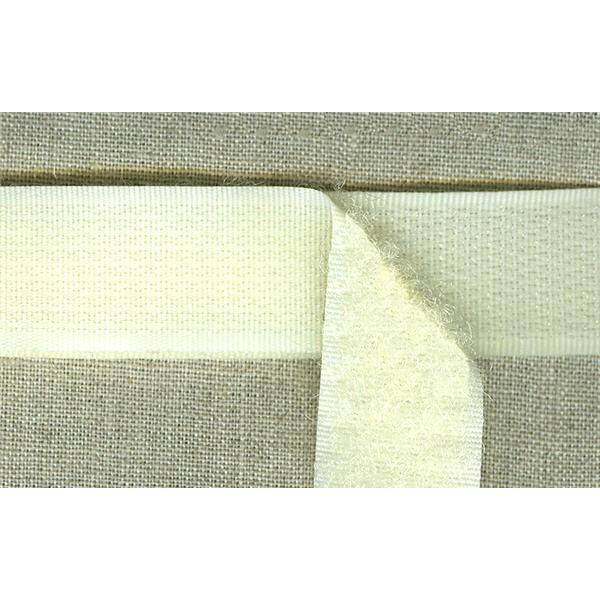 auto gripping tape col vanilla la mercerie parisienne. Black Bedroom Furniture Sets. Home Design Ideas