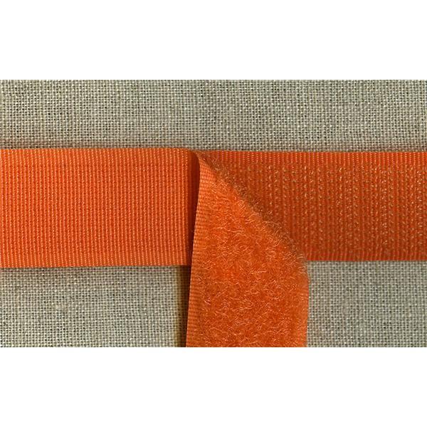 auto gripping tape col papaya la mercerie parisienne. Black Bedroom Furniture Sets. Home Design Ideas