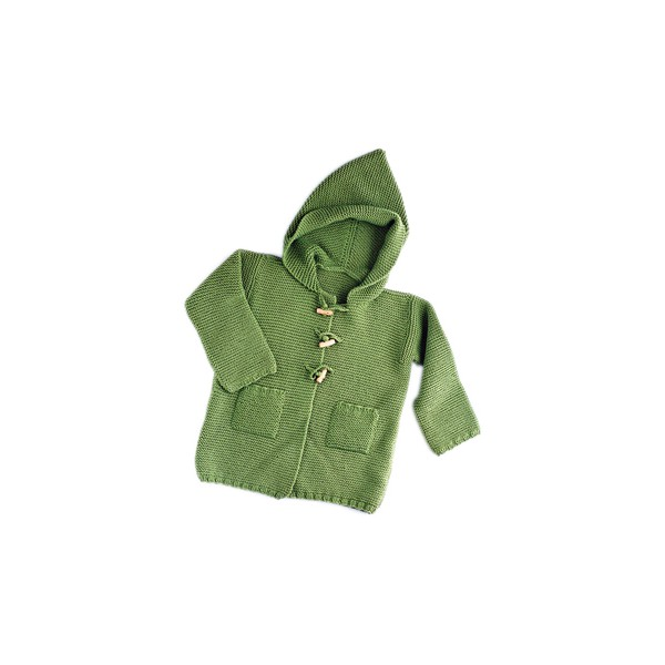 Knitting Pattern For Toddler Duffle Coat : CITRONILLE knitting pattern N?29, Duffle coat - La ...
