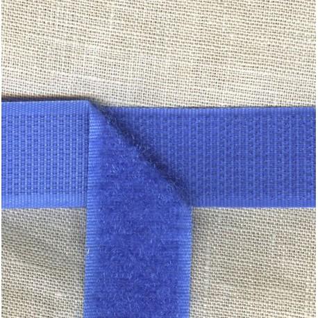 auto gripping tape col azure la mercerie parisienne. Black Bedroom Furniture Sets. Home Design Ideas