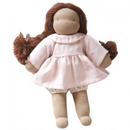 """Citronille Pattern N° 210. Myrantine doll's clothing pattern """"Happy To See You"""""""