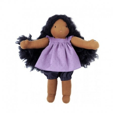 """Citronille Pattern N° 179, Apolline doll's clothing pattern """"Happy To See You"""""""