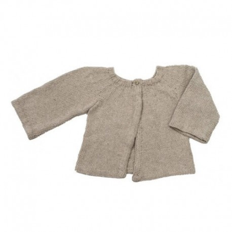 Fiche Tricot Citronille N°42, Cardigan.
