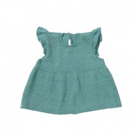 CITRONILLE knitting pattern N°41, Little top.