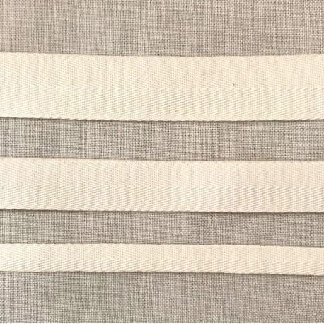 Organic Cotton Sege Ribbon