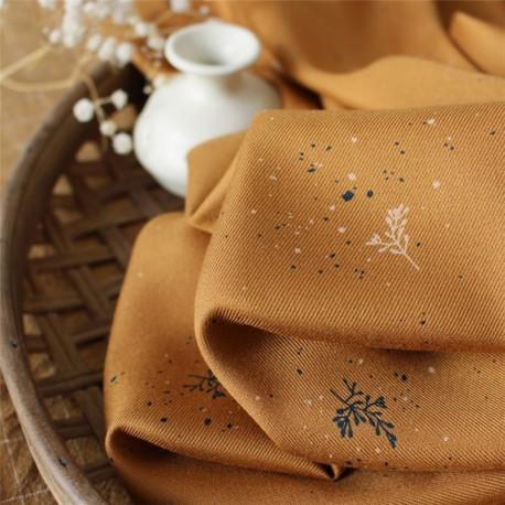 Atelier Brunette Fabric, Twig Ochre