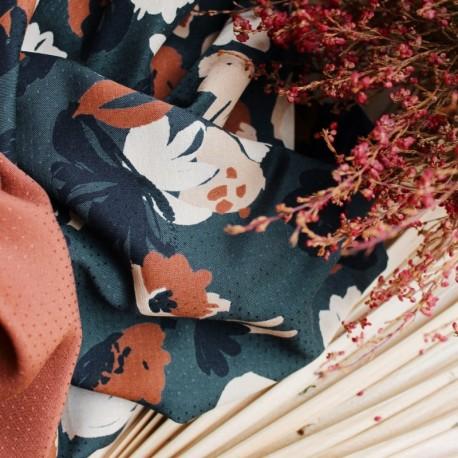 Atelier Brunette Fabric, Posie Smokey