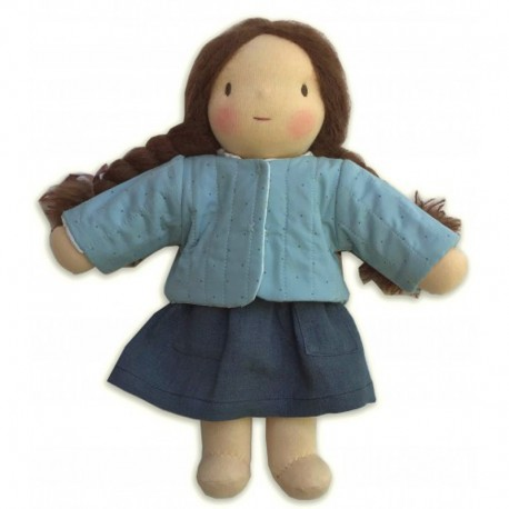 """Citronille doll's clothing pattern N° 222 Eulalie """"Happy To See You"""""""