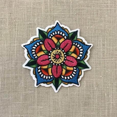 Ecusson Tattoo Mandala