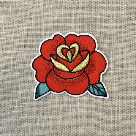 Hot Melt Tattoo Lotus Flower