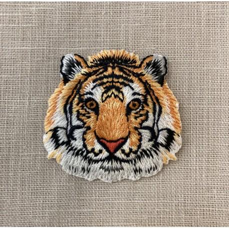 Ecusson Sangha Le Tigre