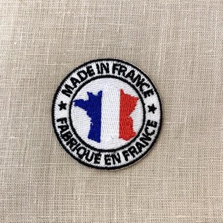 Ecusson Fabriqué en France