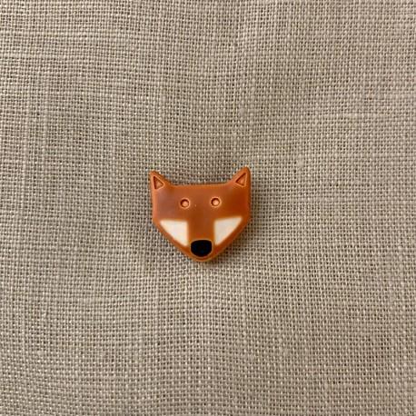 Children Button La Petite Forêt, Edgar The Fox