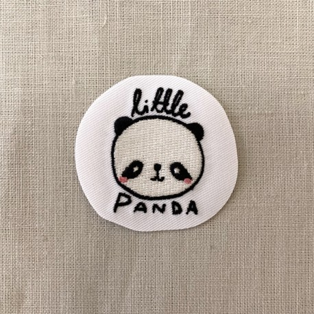 Ecusson Little Panda