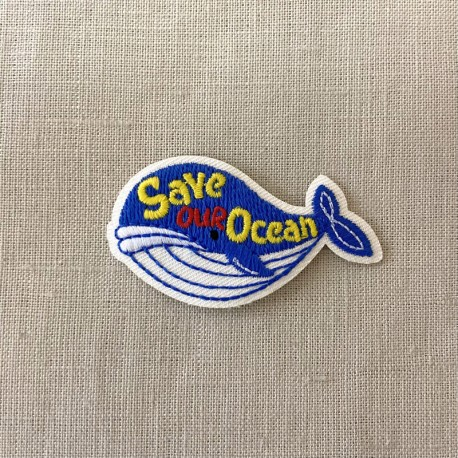 Ecusson Green, Save Our Ocean