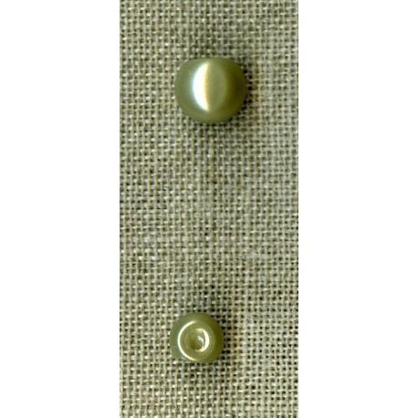 Pearl button, col. Amandes
