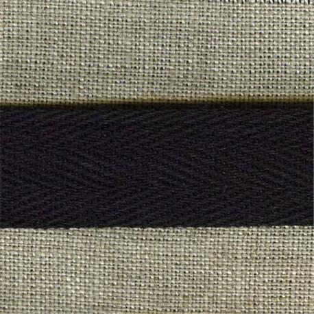 Cotton serge, col. Black 14