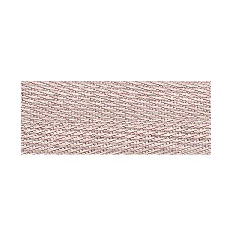 Herringbone ribbon, Old pink 335