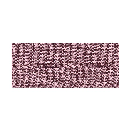 Herringbone ribbon, Rosewood 419