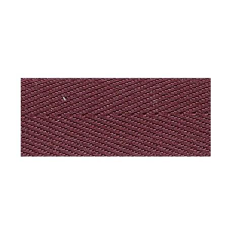Herringbone ribbon, Purple 385