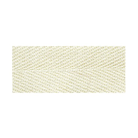 Herringbone ribbon, Off-white 001