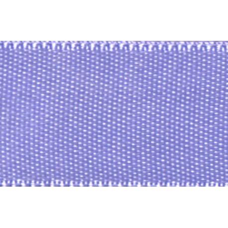 Reversible satin ribbon col. Wisteria 35