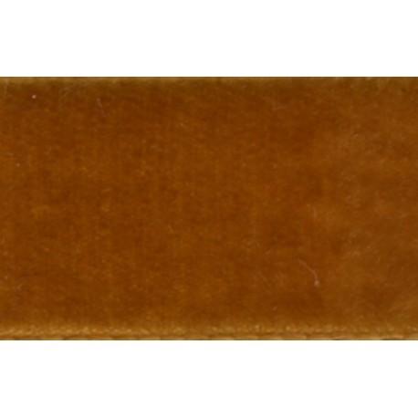 Ruban Velours col.Caramel 57