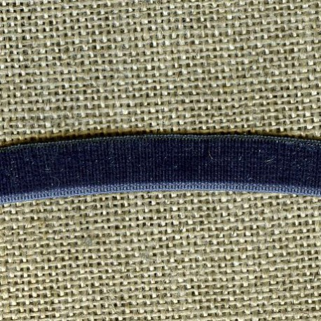 Ruban Velours elastique, col. 398 Encre