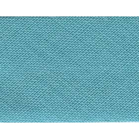 Single-fold bias col. Turquoise 20