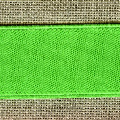Fluo belt elastic, col. Limonana