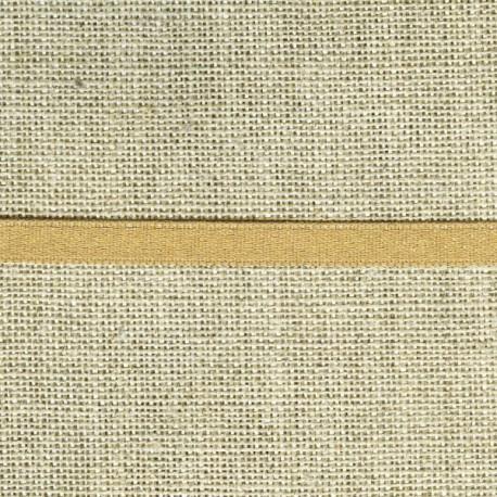 Raiponce, Iridescent satin ribbon, col.Old Gold