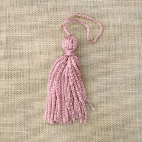 Little tassel, col. Wilted rose