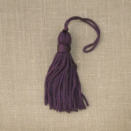 Little tassel, col. Plum