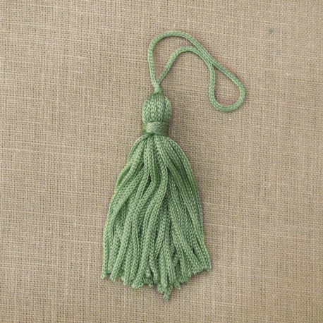 Little tassel, col. Sage