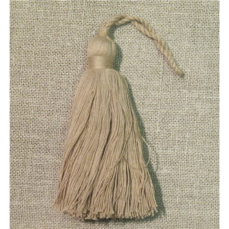 Long cotton tassel, col. Thread 45