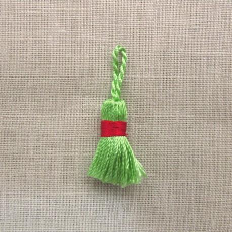 More mini tassel, col. Verbena/Cherry