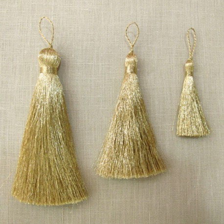 Tassel Party, col. Gold