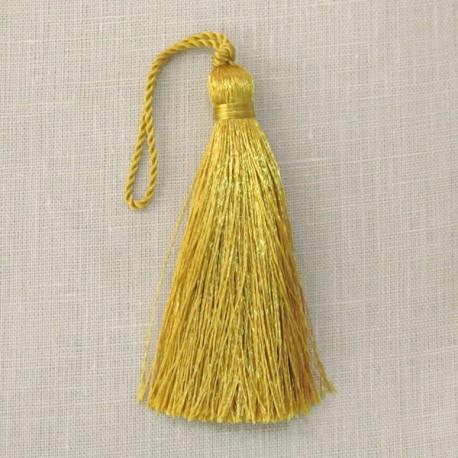 Barley sugar tassel, col. Gold