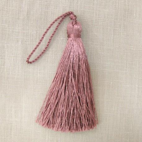 Barley sugar tassel, col. Old pink