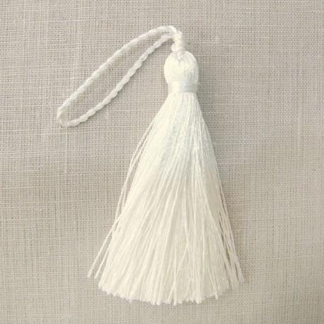 Barley sugar tassel, col. Ivory