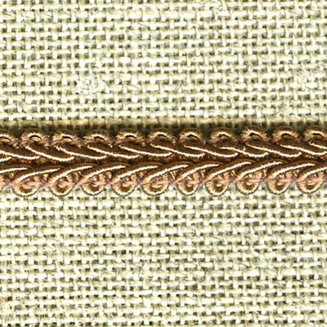 Interlacing braid, Hazelnut 93