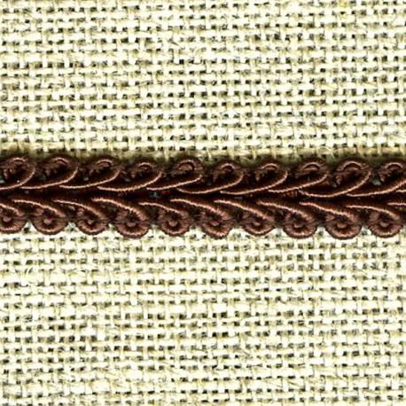 Interlacing braid, Ebony 61
