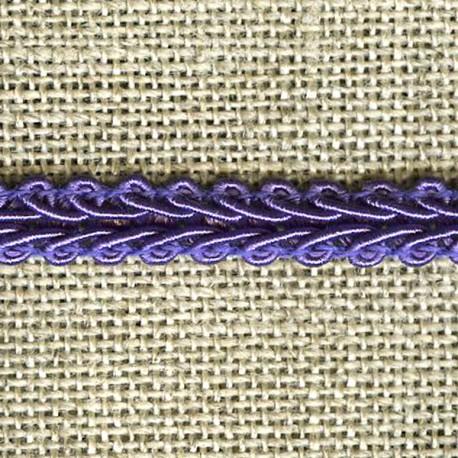 Interlacing braid, Lilac 90