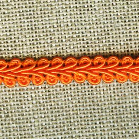 Galon entrelacs, Citrouille 083