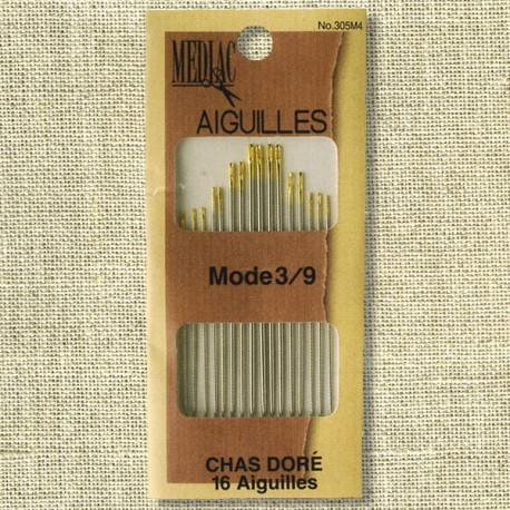 Mercerie Aiguilles mode, assortiment 3/9