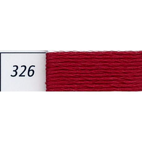 DMC mouliné embroidery thread, col. 326