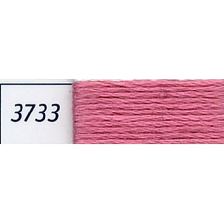 DMC mouliné embroidery thread, col. 3733