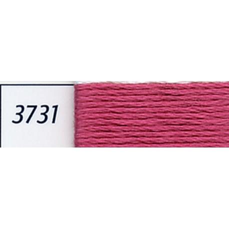 DMC mouliné embroidery thread, col. 3731