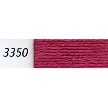 DMC mouliné embroidery thread, col. 3350
