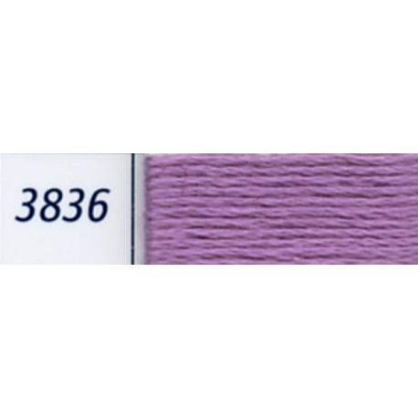 DMC mouliné embroidery thread, col. 3836